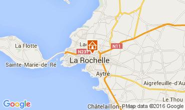 Mappa La Rochelle Casa 104554