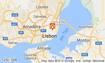 Mappa Lisbona Appartamento 106641