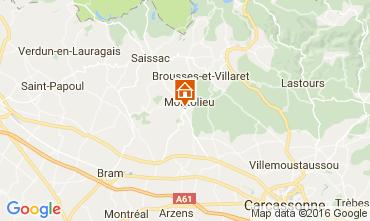 Mappa Montolieu Casa 100502