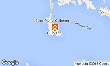 Mappa Quiberon Monolocale 52778