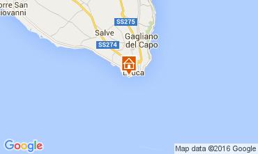 Mappa Santa Maria di Leuca Appartamento 104223