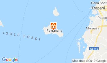 Mappa Favignana Appartamento 118659