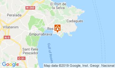Mappa Rosas Monolocale 118329