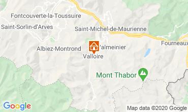 Mappa Valloire Monolocale 21217