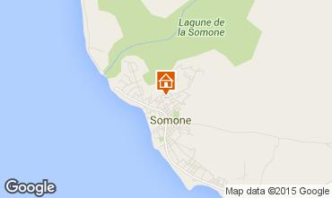 Mappa La Somone Appartamento 69600