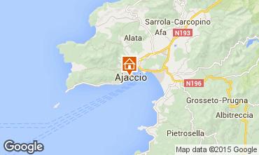 Mappa Ajaccio Monolocale 75768