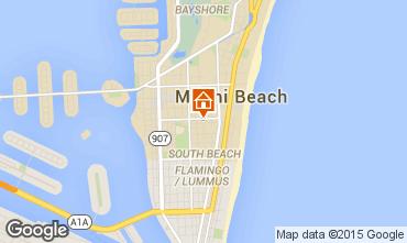 Mappa South Beach Appartamento 33593