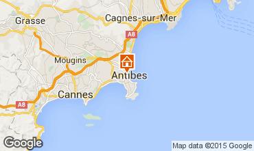 Mappa Antibes Casa mobile 5443