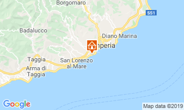 Mappa Imperia Villa  119302