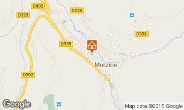 Mappa Morzine Appartamento 39671