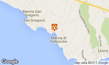 Mappa Santa Maria di Leuca Appartamento 93305