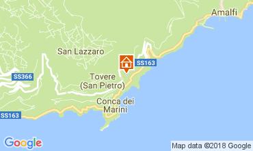 Mappa Amalfi Appartamento 44260