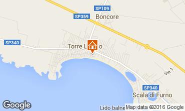 Mappa Torre Lapillo Appartamento 103309