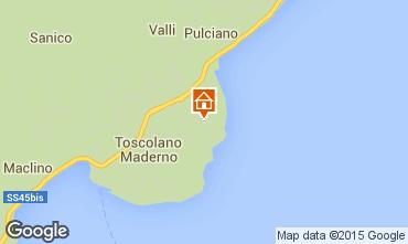 Mappa Toscolano-Maderno Casa 41928