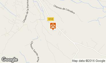 Mappa Lorgues Villa  102276