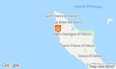 Mappa Saint Georges d'Oléron Casa 117753