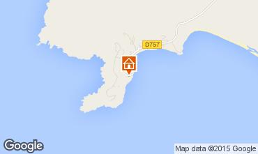 Mappa Porto Pollo Casa 52383
