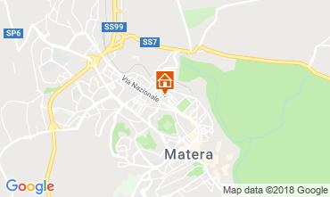 Mappa Matera Appartamento 116910