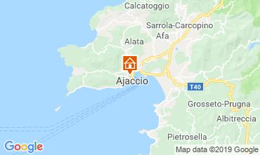 Mappa Ajaccio Monolocale 119739
