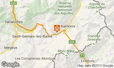 Mappa Chamonix Mont-Blanc (Monte Bianco) Appartamento 648
