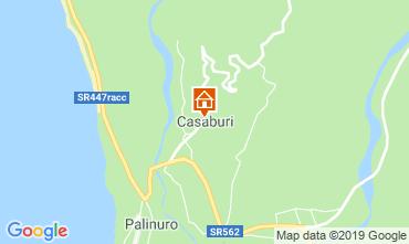 Mappa Palinuro Appartamento 68586