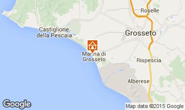 Mappa Marina di Grosseto Appartamento 82312