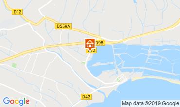 Mappa Hyères Villa  119587