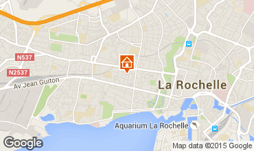 Mappa La Rochelle Casa 90276