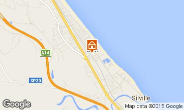 Mappa Silvi Appartamento 85076