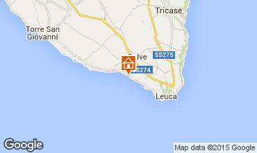 Mappa Torre Vado Villa  77756