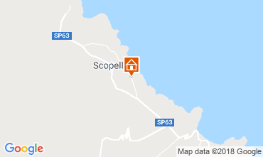 Mappa Scopello Villa  117032