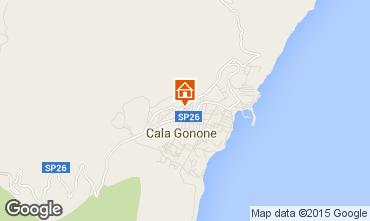 Mappa Cala Gonone Appartamento 95071