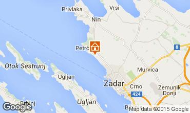 Mappa Zara (Zadar) Appartamento 44376
