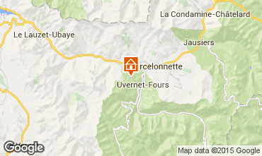 Mappa Pra Loup Appartamento 71111
