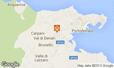 Mappa Portoferraio Appartamento 45992