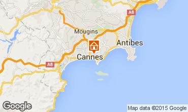 Mappa Cannes Appartamento 72431
