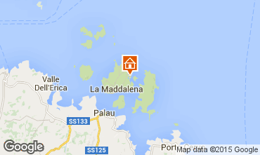 Mappa La Maddalena Villa  27091