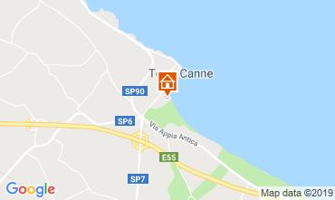 Mappa Torre Canne Appartamento 96382