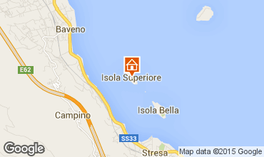 Mappa Stresa Appartamento 59994