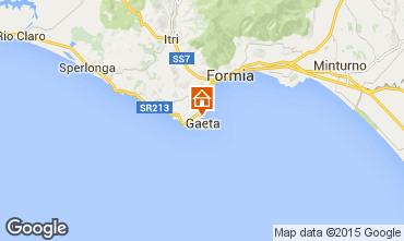Mappa Gaeta Appartamento 98614