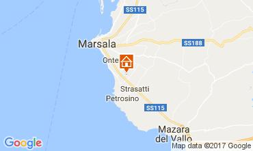 Mappa Marsala Appartamento 112627