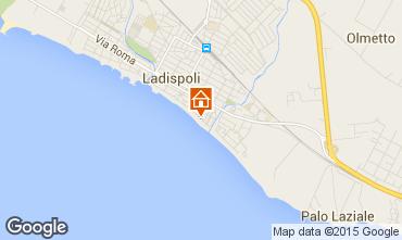 Mappa Ladispoli Appartamento 30436