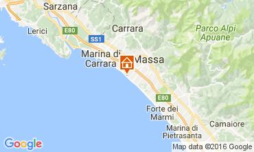Mappa Marina di Massa Appartamento 72407