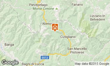 Mappa Abetone Appartamento 102195