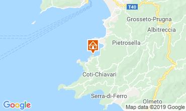 Mappa Porticcio Villa  118013