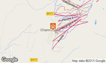 Mappa Chamrousse Monolocale 757