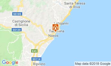 Mappa Taormina Appartamento 89471
