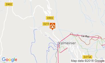 Mappa Valmeinier Chalet 3455