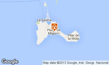 Mappa Formentera Appartamento 76917