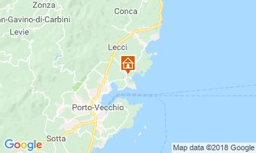 Mappa Porto Vecchio Villa  117594